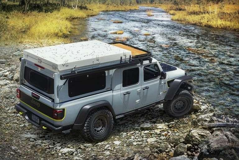 Мечта туриста: дизельный автодом Jeep— фото 1158293