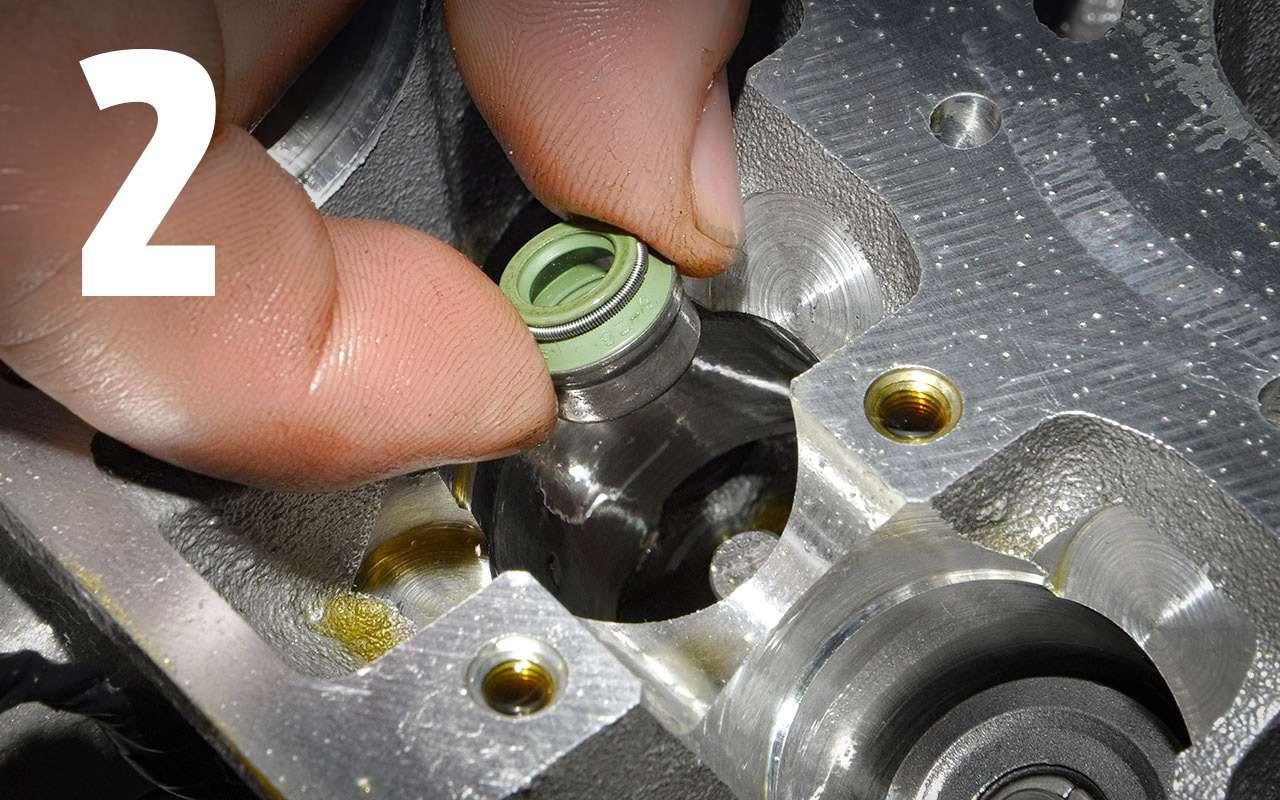 10основных причин, почему мотор жрет масло— фото 780799