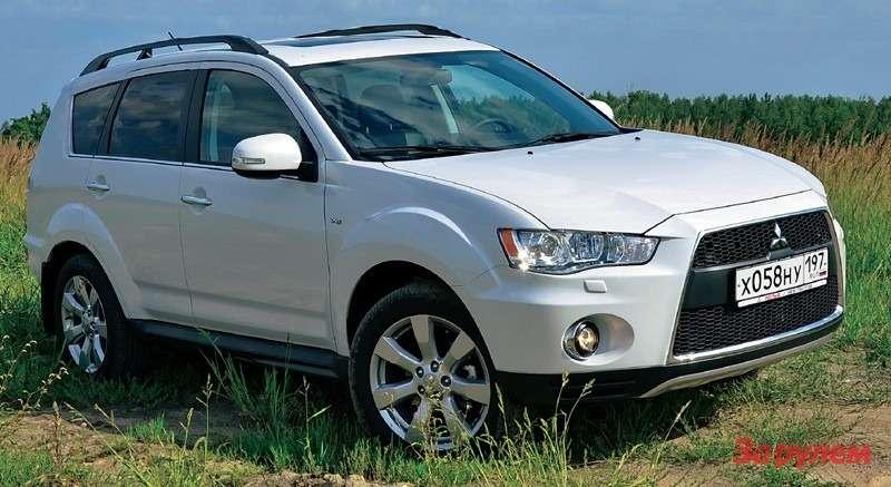 Mitsubishi Outlander XL3.0