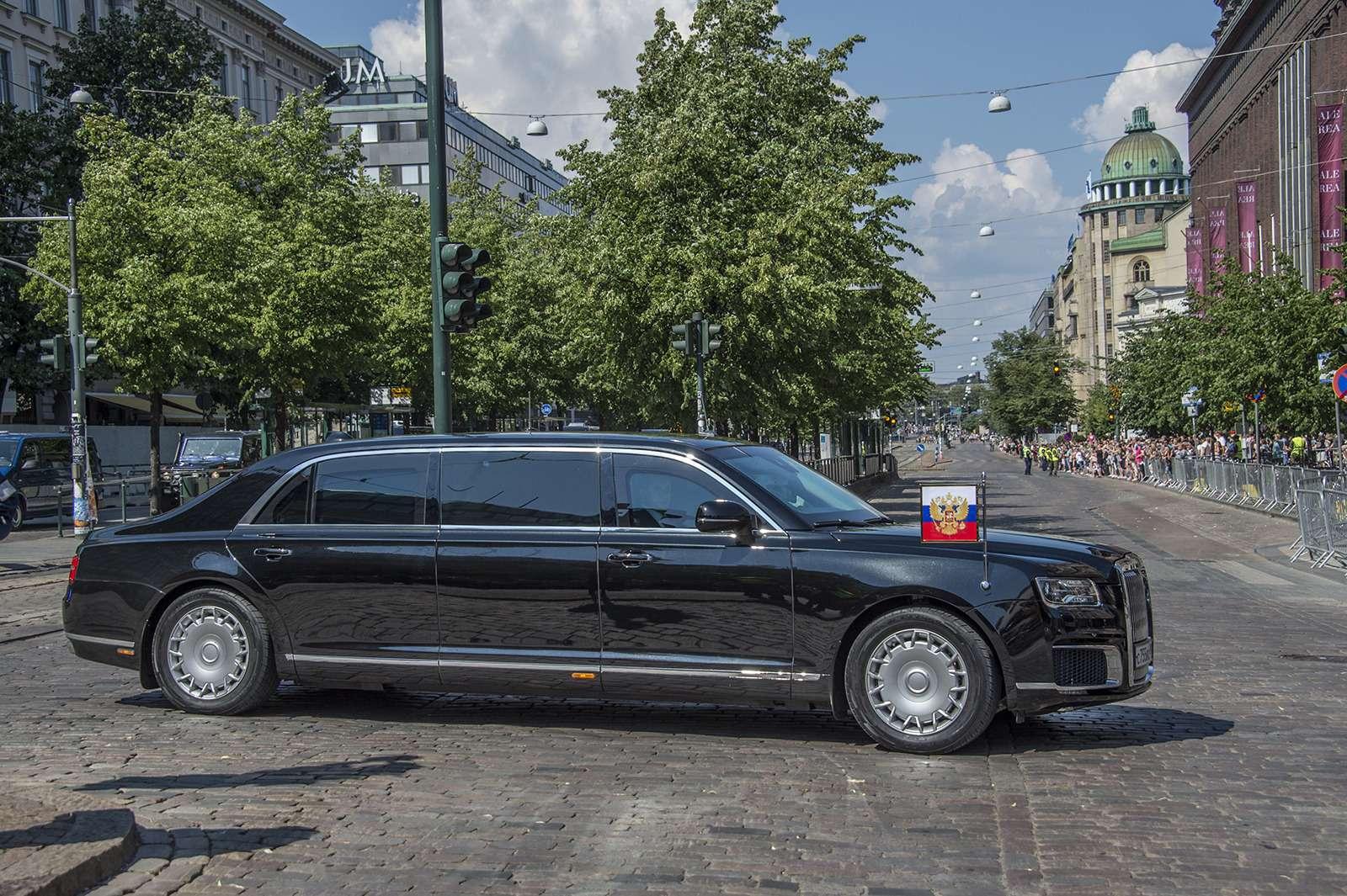 10автомобилей мировых лидеров: Аурус, «Зверь» идругие— фото 922529