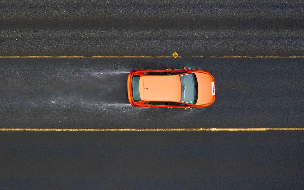 Летние шины длягольф-класса— большой тест «Зарулем»— фото 1232334