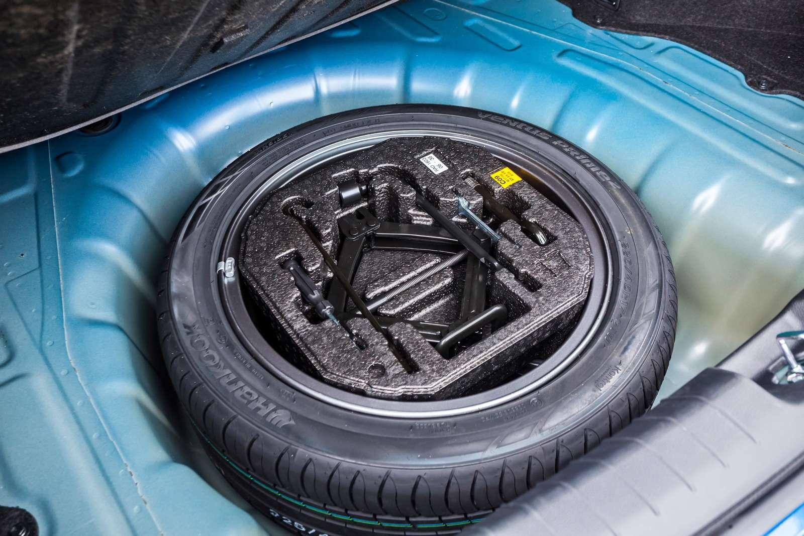Новая Hyundai Elantra: тигрокот— фото 613277