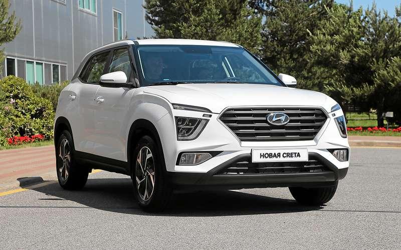 Новая Hyundai Creta: комплектации ицены