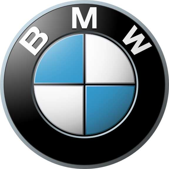 BMW logotype