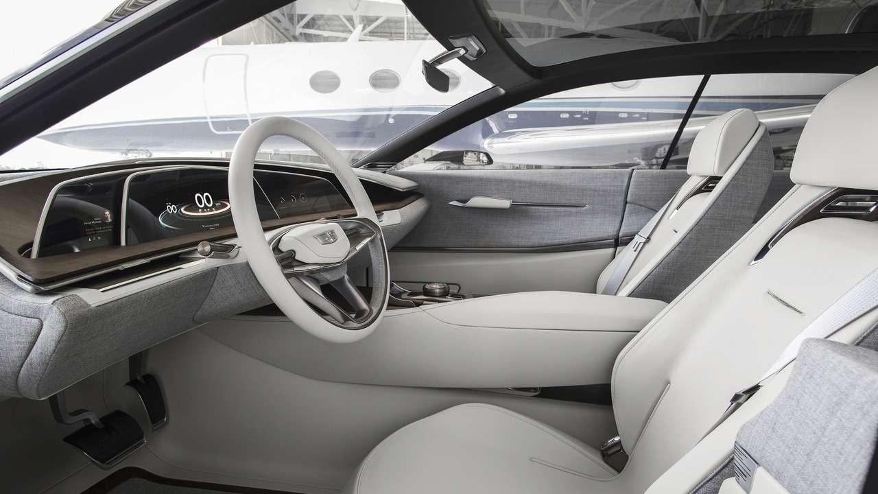 Безлишних букв: Cadillac Escala намекнул натоп-модель— фото 621449
