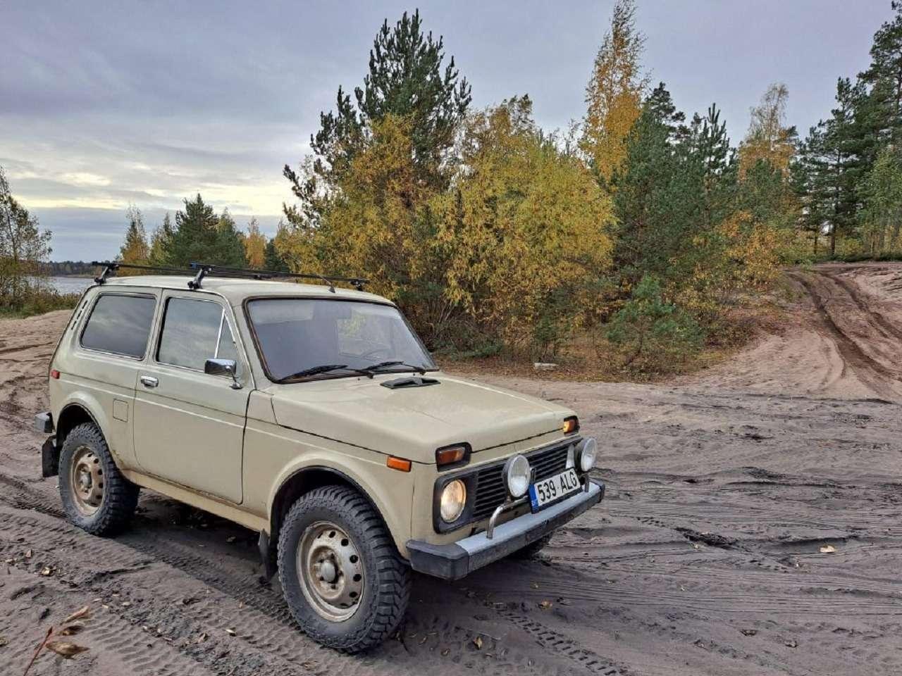 В Финляндии запустился прокат советских «Жигулей»— фото 1246953