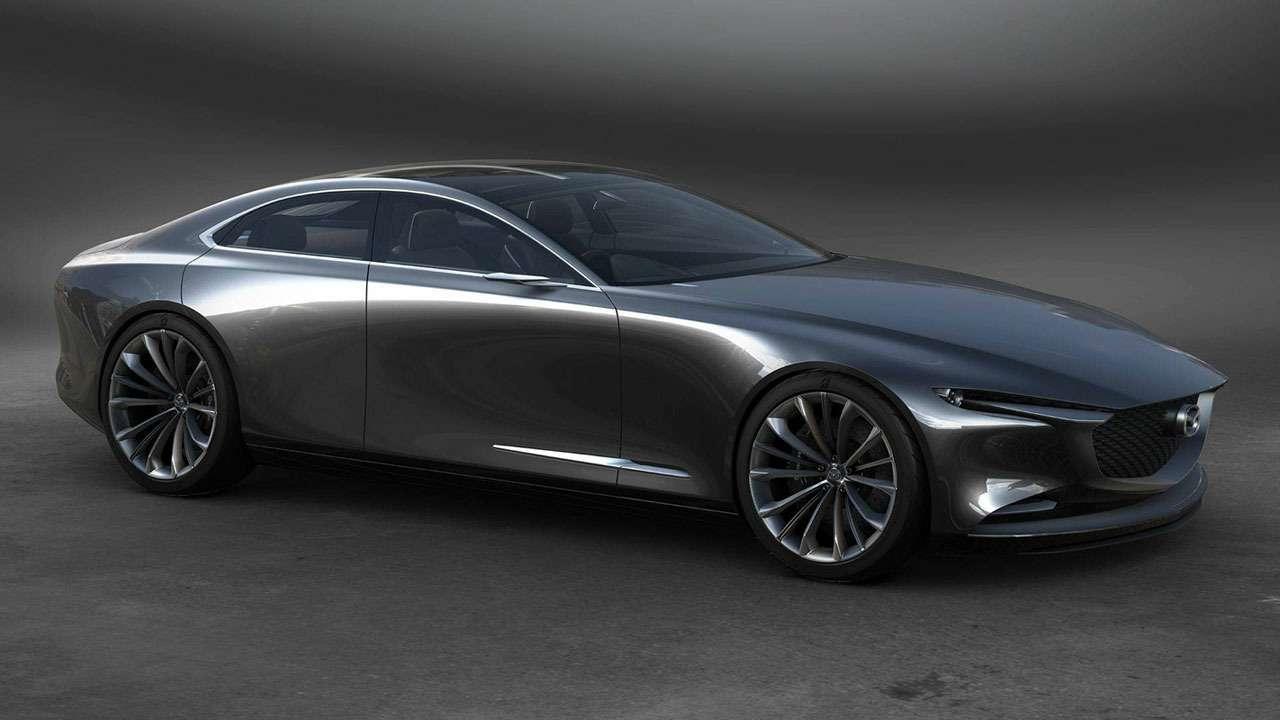 Mazda 6с задним приводом— уже скоро— фото 1282983