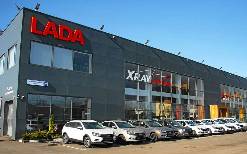 АВТОВАЗ поднял цены почти навсе модели