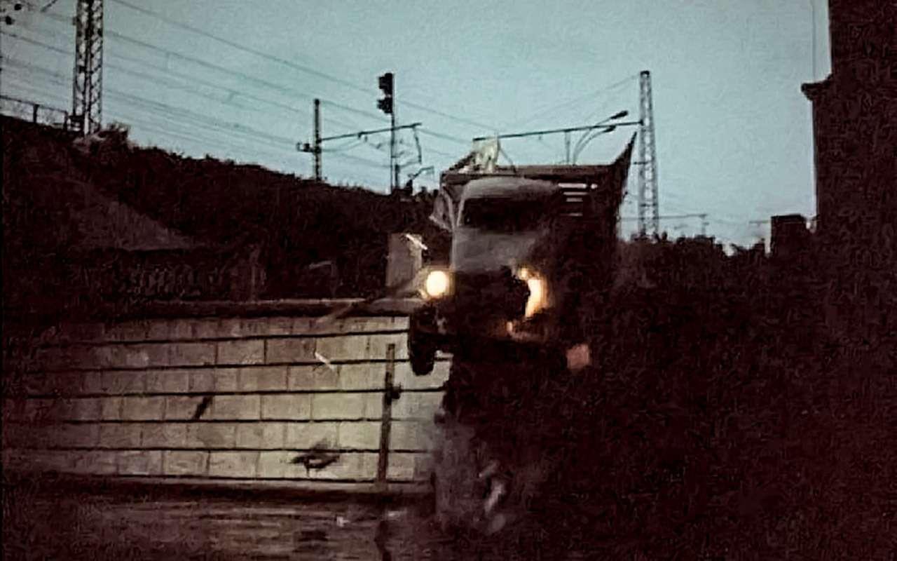 Великая пара Великой Отечественной: ретротест Студебекера сКатюшей— фото 1243996