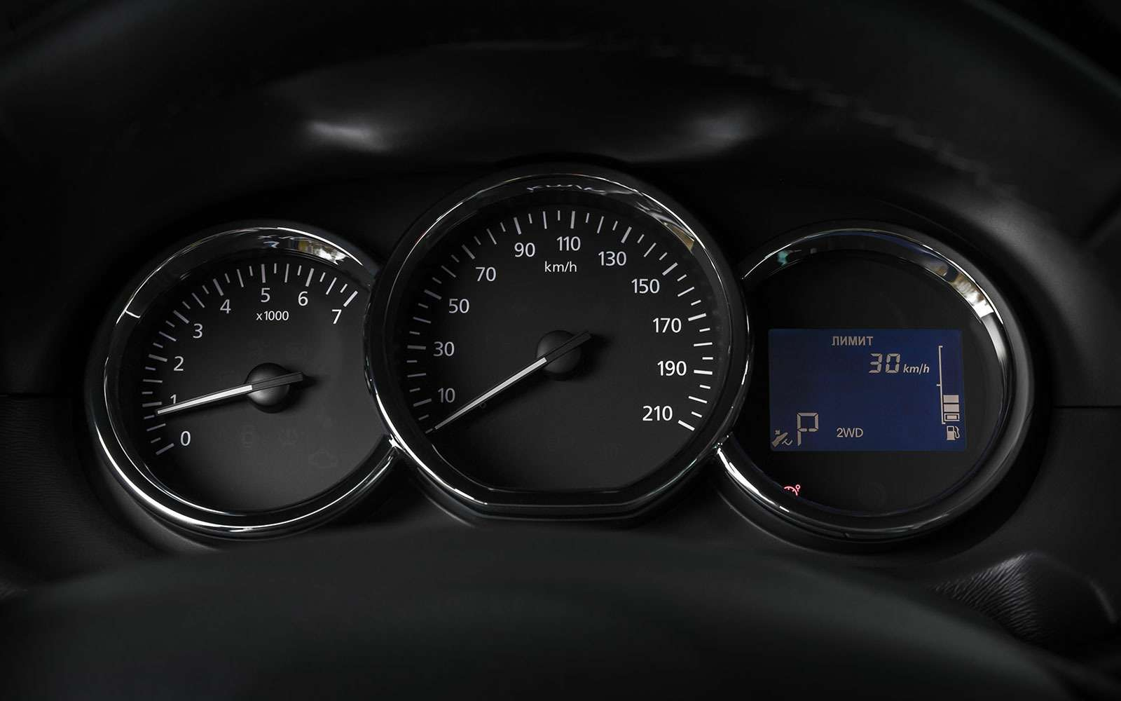 2018 Nissan Terrano