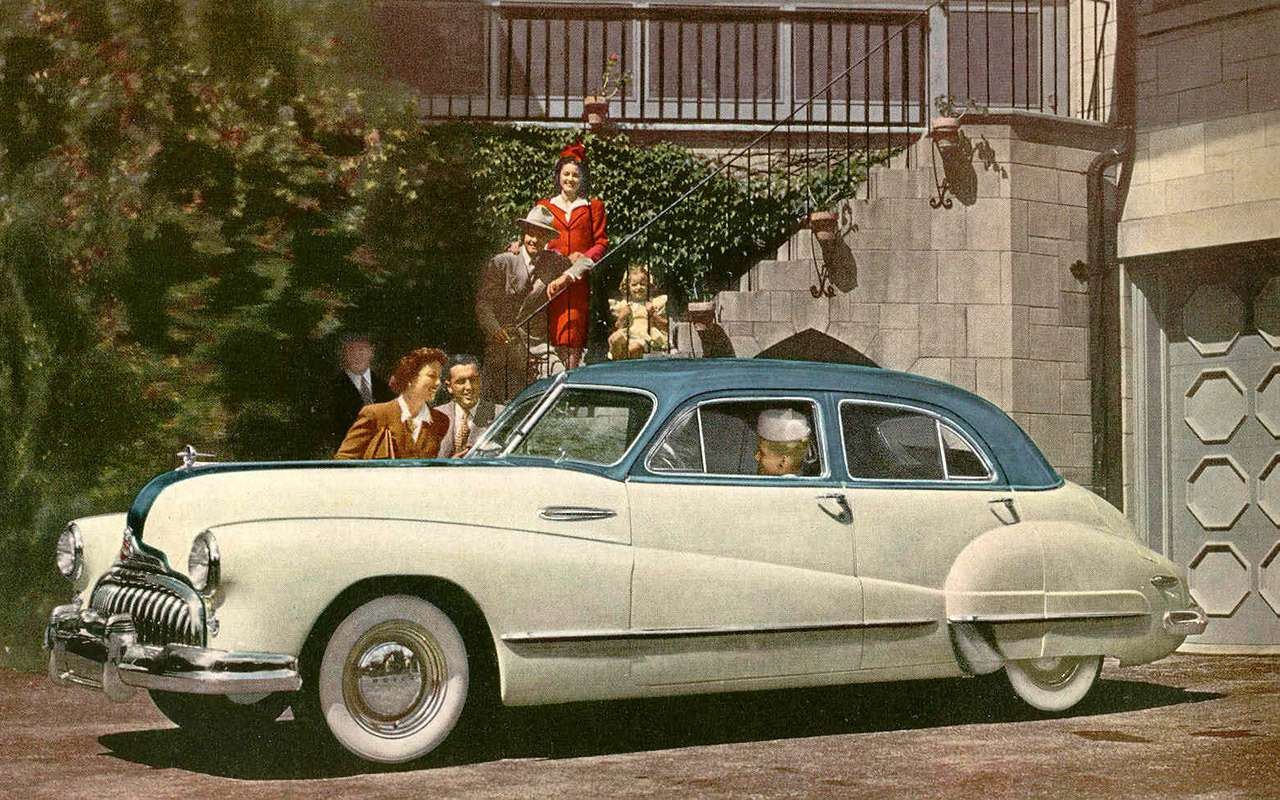 Седан дляпарткома: удивительная история ГАЗ‑12ЗИМ— фото 1172406