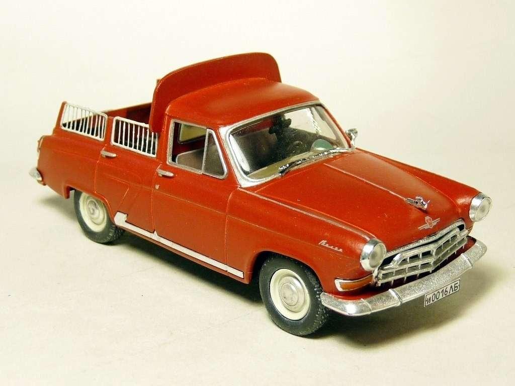 Альтернативная автоистория— невиданные модели СССР— фото 804055