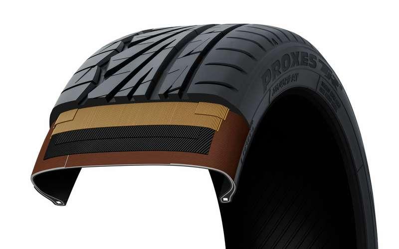 Toyo Tires привезла вРоссию уникальную летнюю шину