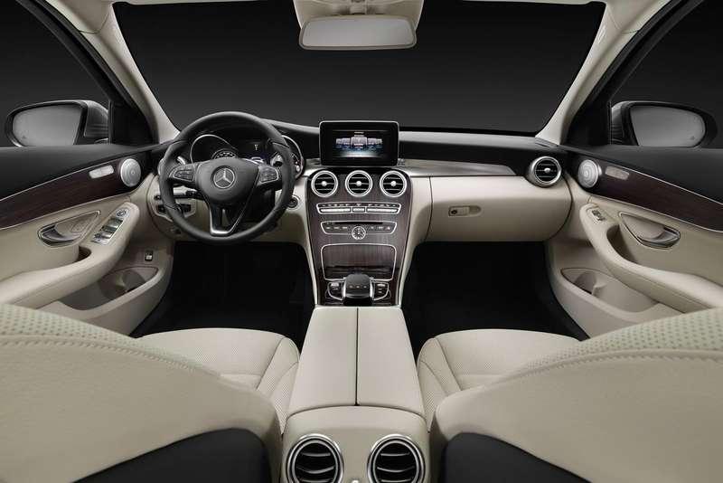 Новый универсал Mercedes-Benz C-класса