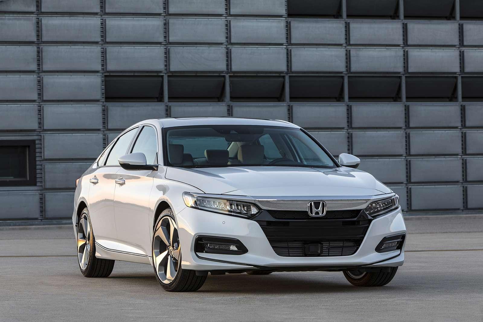 Honda показала конкурента Тойоты Камри. Появится лионунас?— фото 774918