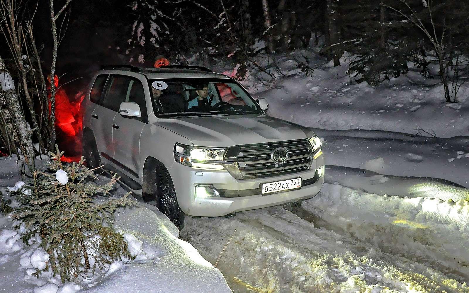 Тойота Ленд Крузер