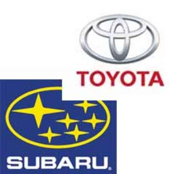 Toyota иSubaru кооперируются вСША— фото 106159