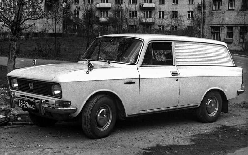 Машины нашего детства— ретротест Москвича-2140