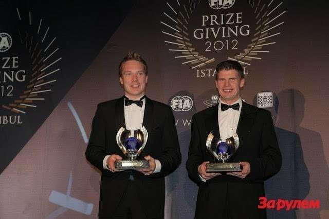 ЯриМатти Латвала иМикка Антилла, FIA WORLD RALLY CHAMPIONSHIP