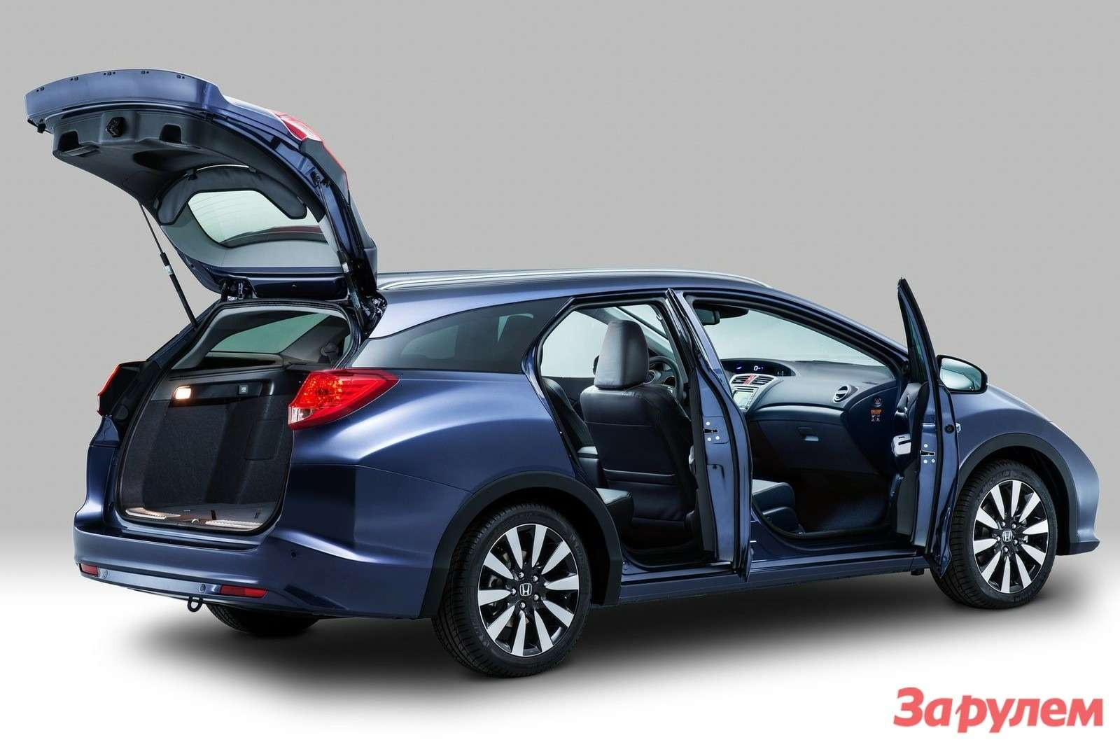 Honda Civic Tourer 2014 1600x1200 wallpaper 06