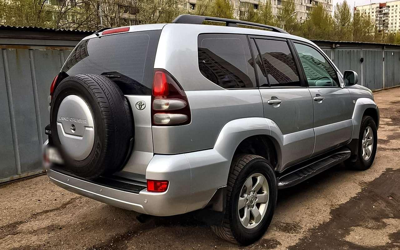 Новый УАЗ Патриот или подержанная иномарка?— фото 775294