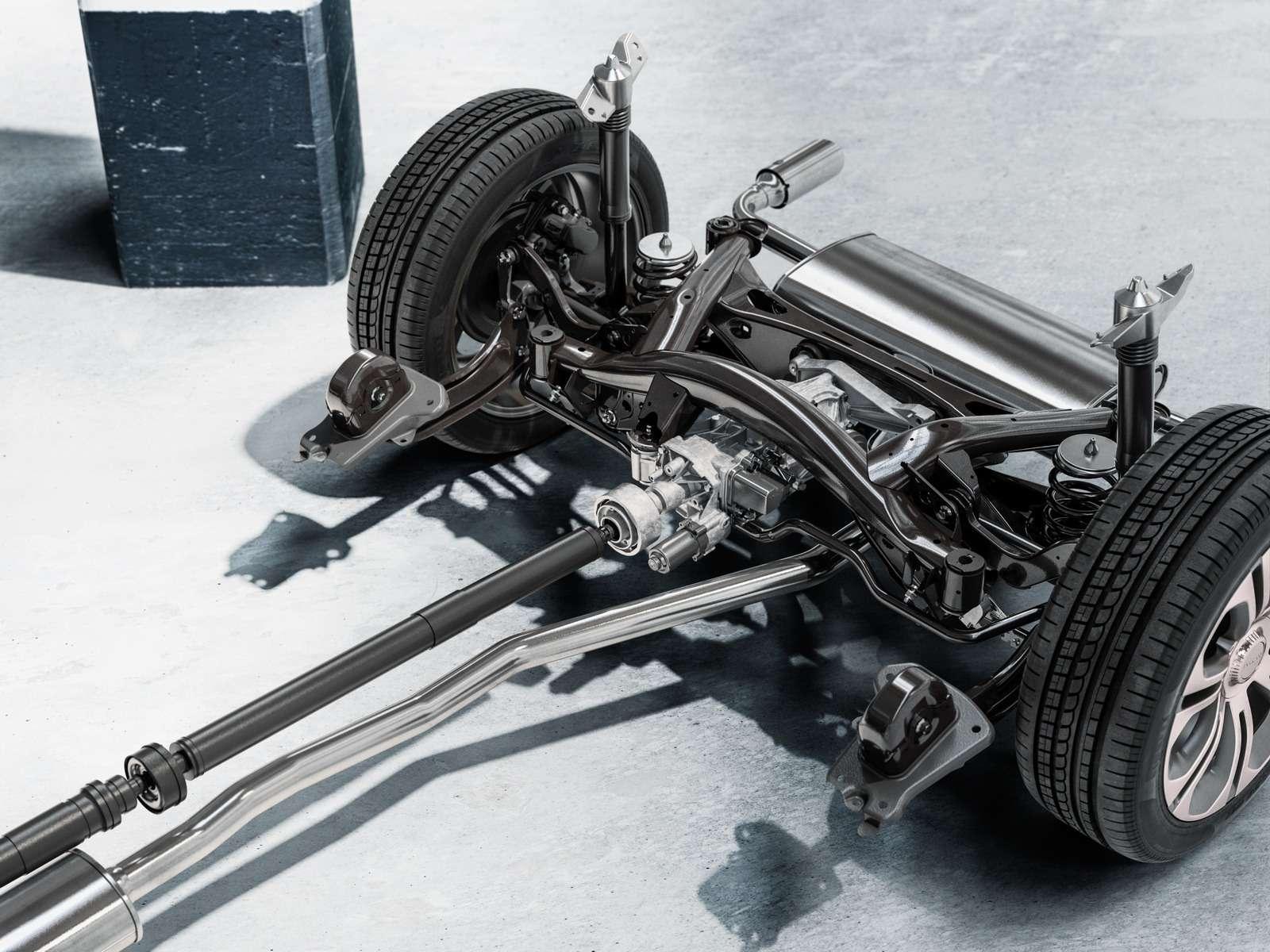 Знакомьтесь— Lynk & CO01: шведы построили китайский автомобиль— фото 651593