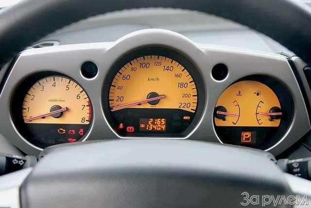 Nissan Murano. Географический двойник— фото 62683