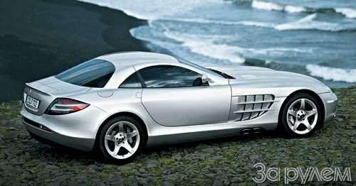 Виртуальная дуэль: Lamborghini Gallardo— Mercedes-Benz SLR McLaren. Взолотую коллекцию— фото 47624