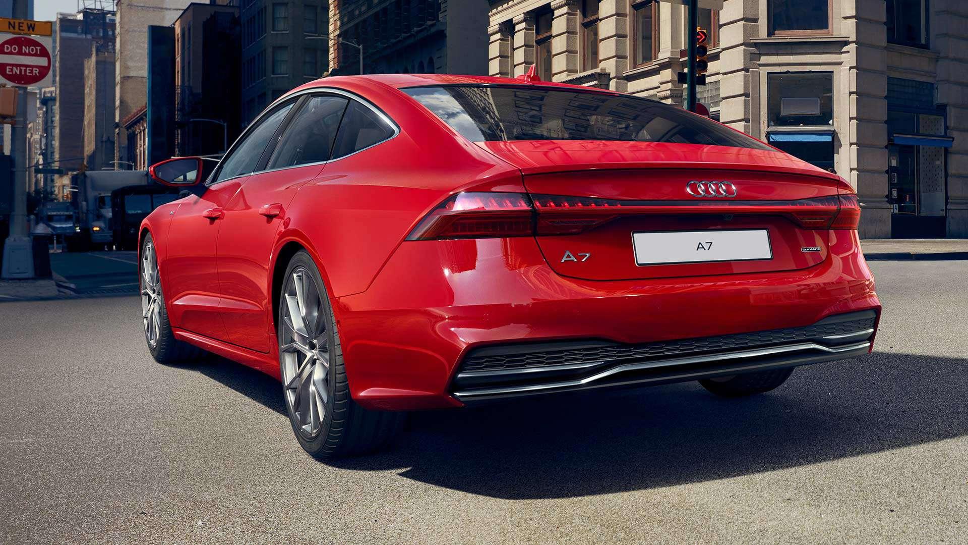 Новый Audi A7Sportback вРоссии: от4320000 рублей— фото 876041