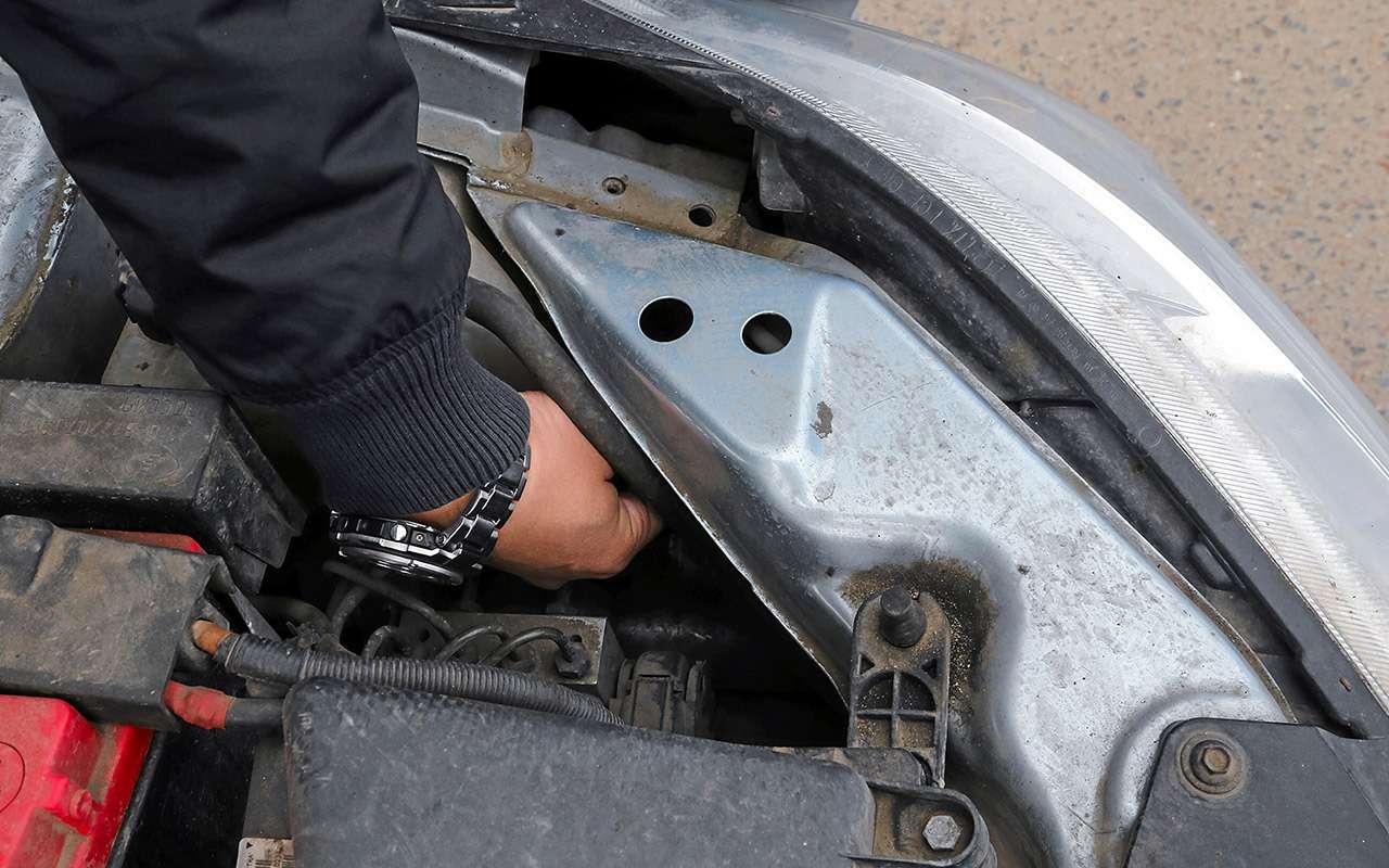 Datsun mi-DO после 75000км: перечень крупных имелких косяков— фото 1139279