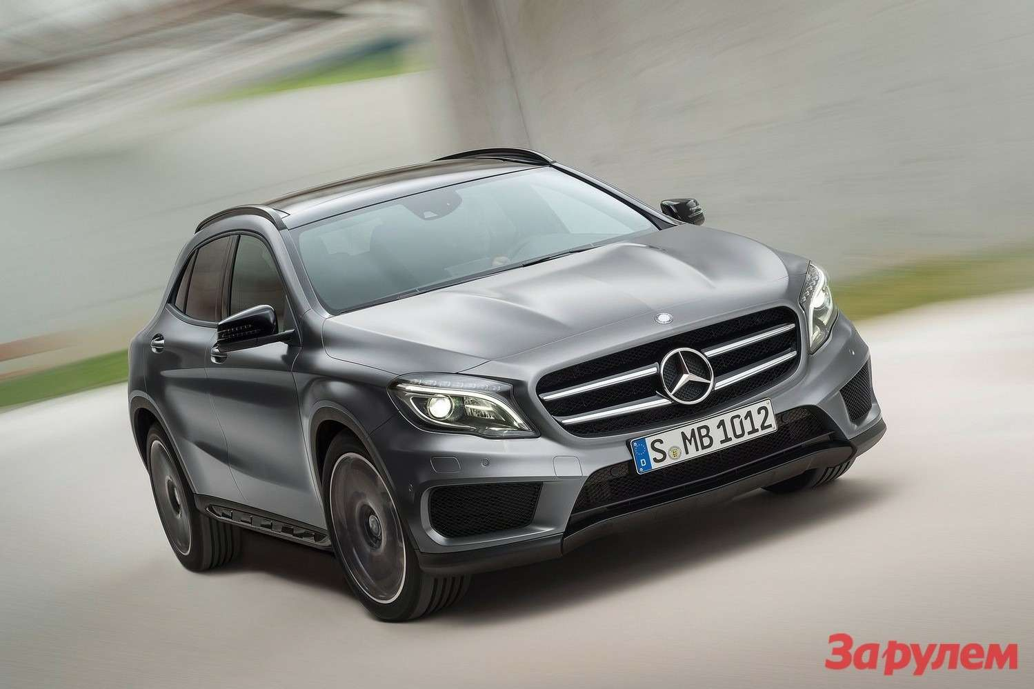 Mercedes Benz GLA Class 2015 1600x1200 wallpaper 02