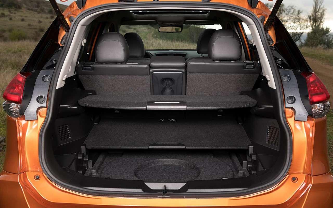 Начались продажи обновленного Nissan X-Trail— фото 929319