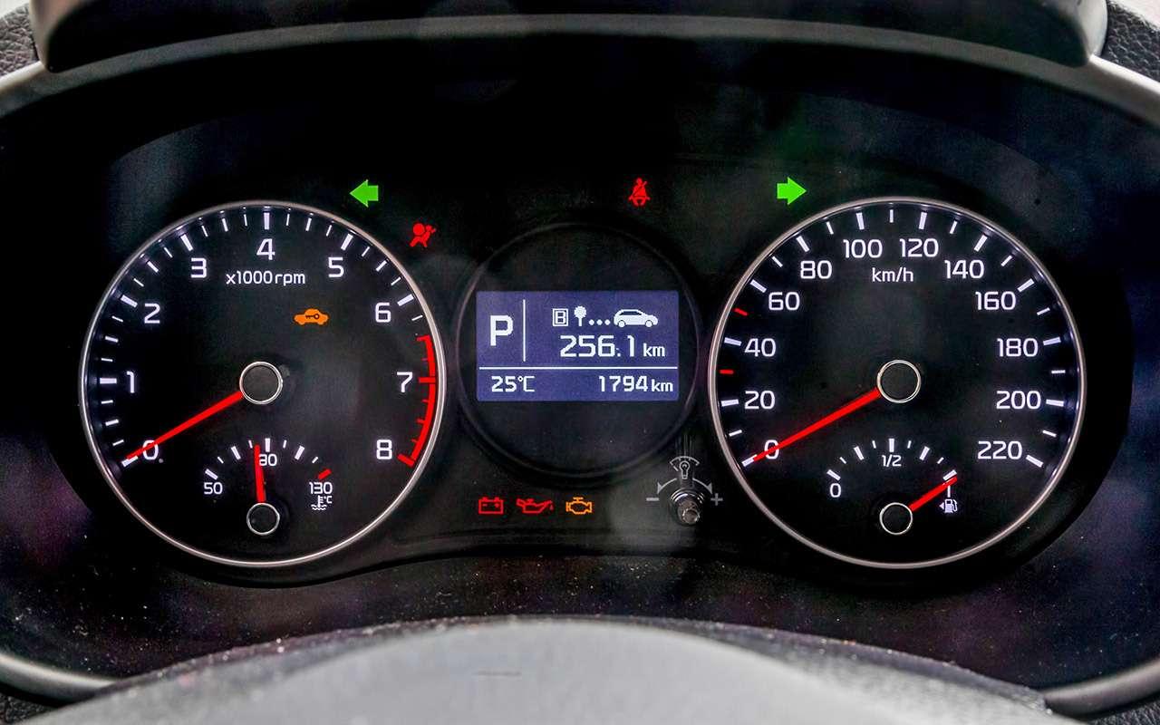 Большой тест маленьких хэтчбеков: Kia Picanto, Datsun mi-DO иSmart ForFour— фото 796009