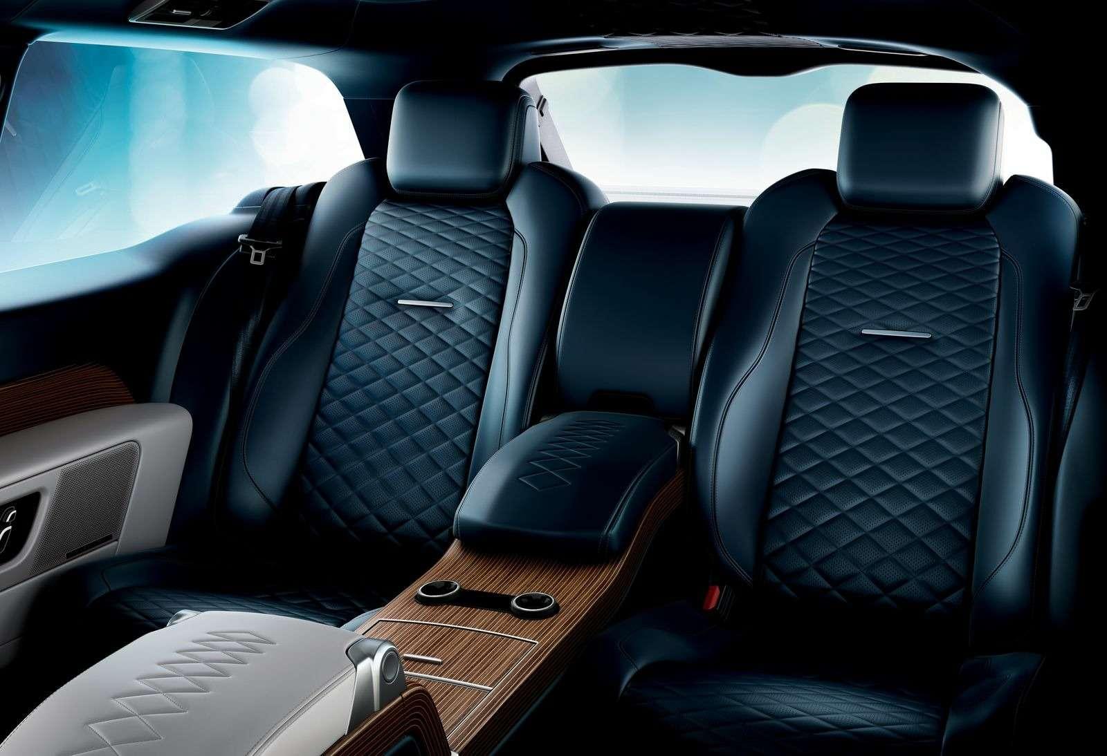 Range Rover SVCoupe: трехдверный, нонеукороченный!— фото 851206