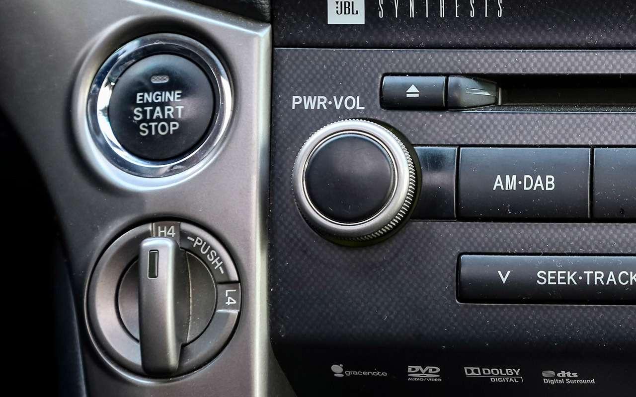 Новый УАЗ Патриот или 10-летний Land Cruiser 200: тест-драйв— фото 1058445