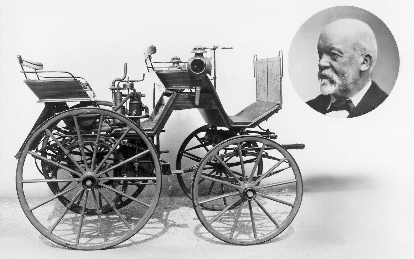 Вспоминаем первые автомобили: прелюдия длятелеги смотором— фото 694119