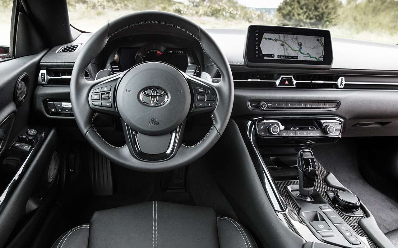 Старая-новая легенда Toyota: теперь сначинкой отBMW— фото 978518