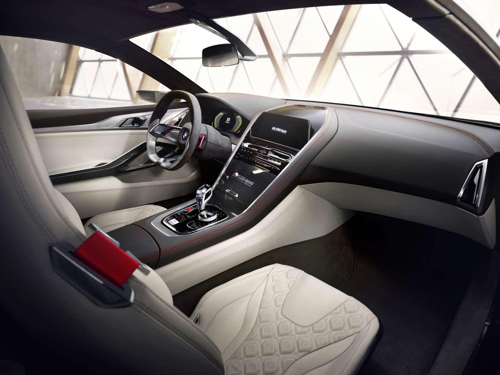 Великолепная «восьмерка»: новое купе BMW— теперь скристаллами!— фото 756659