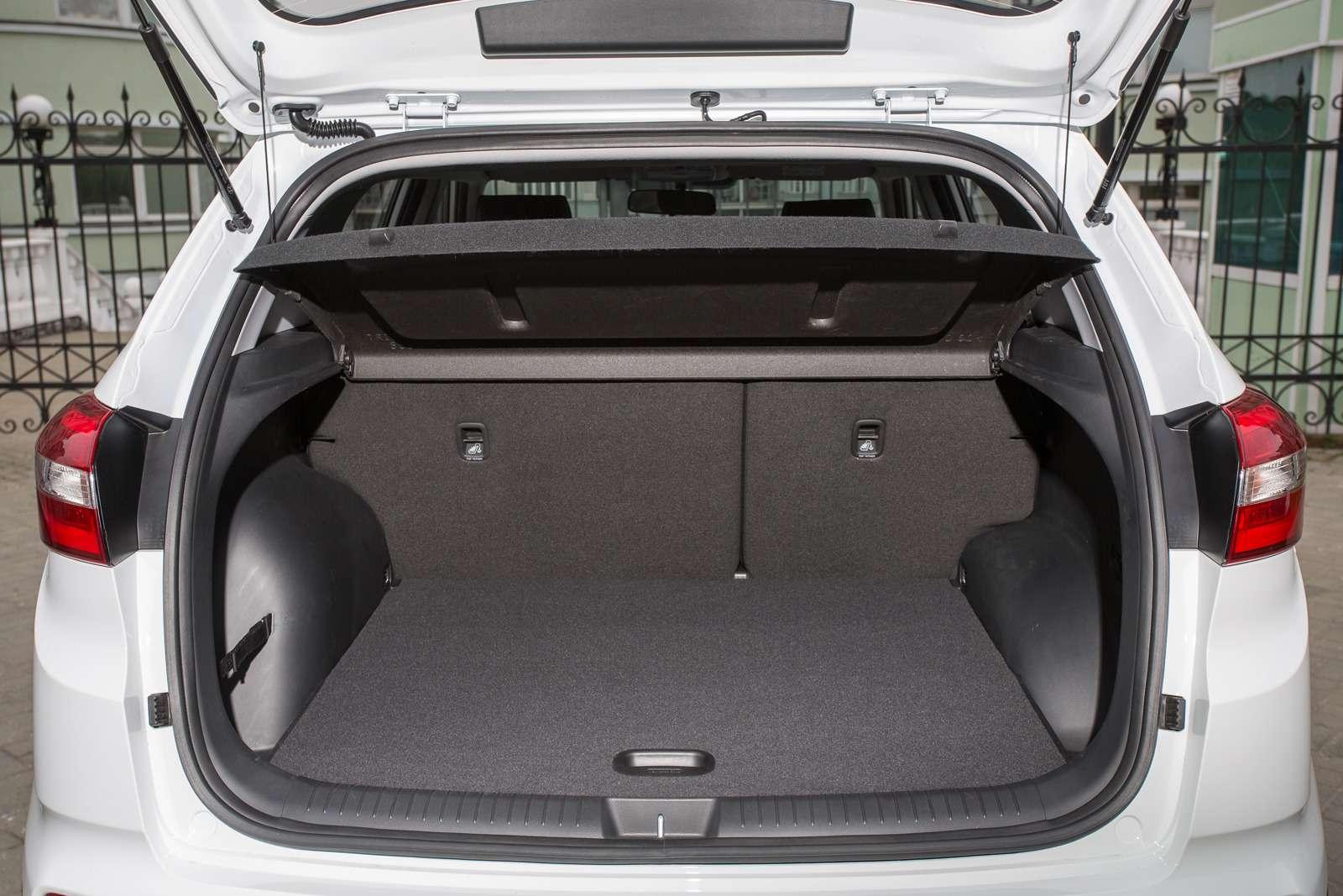 Интерьер Hyundai Creta: подробности— фото 599312
