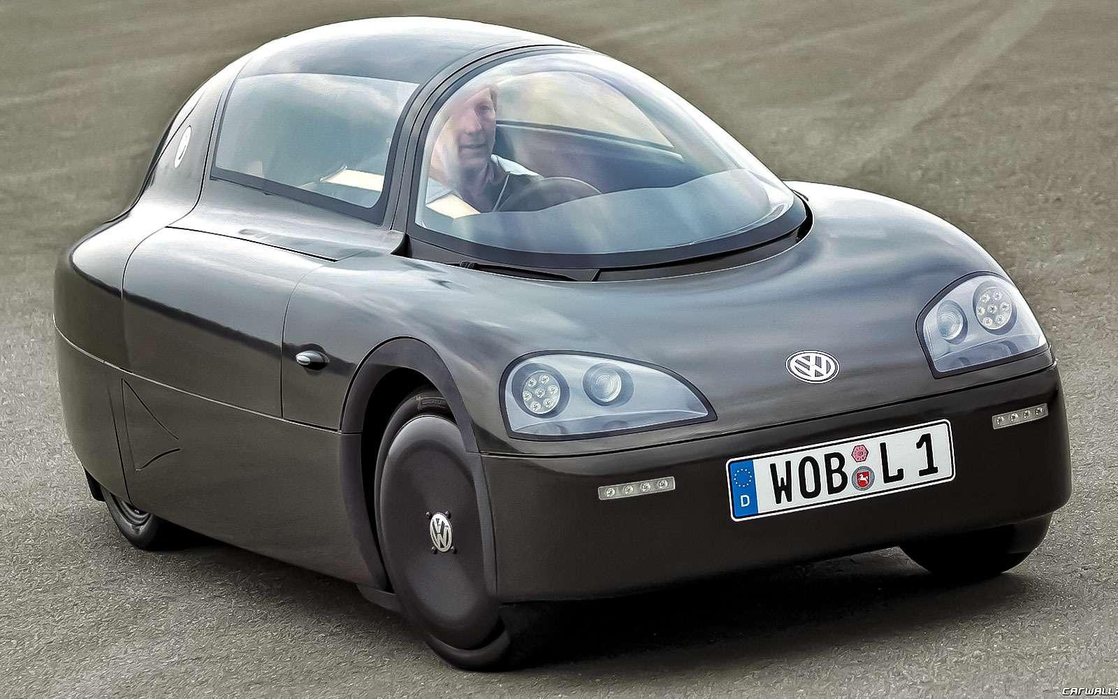 Volkswagen 1Liter Car Concept