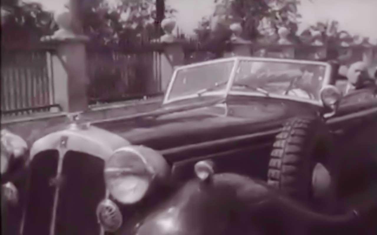 Автомобили советской богемы— как она добывала иномарки— фото 1101120