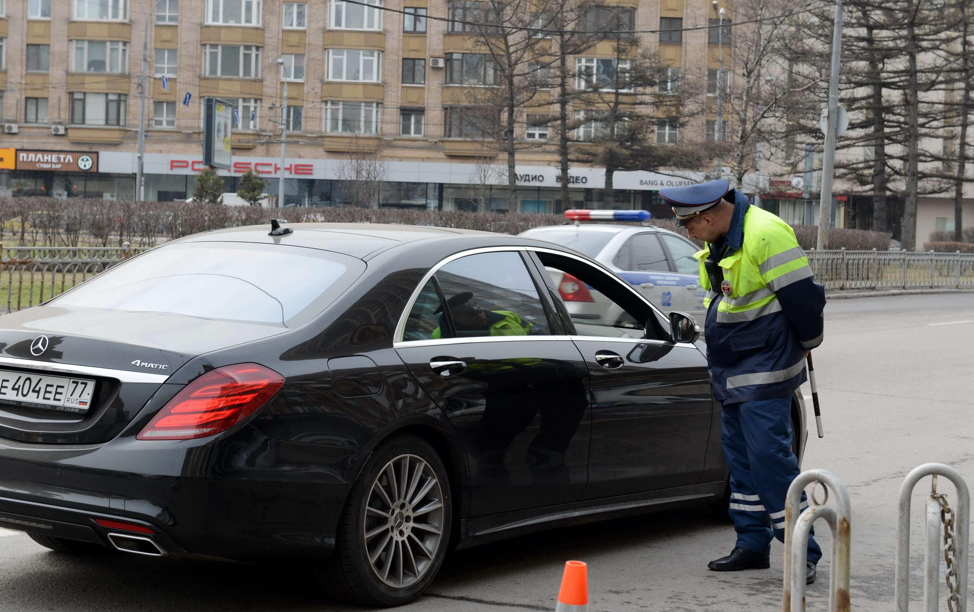 В России предложили привязать штрафы к стоимости автомобиля