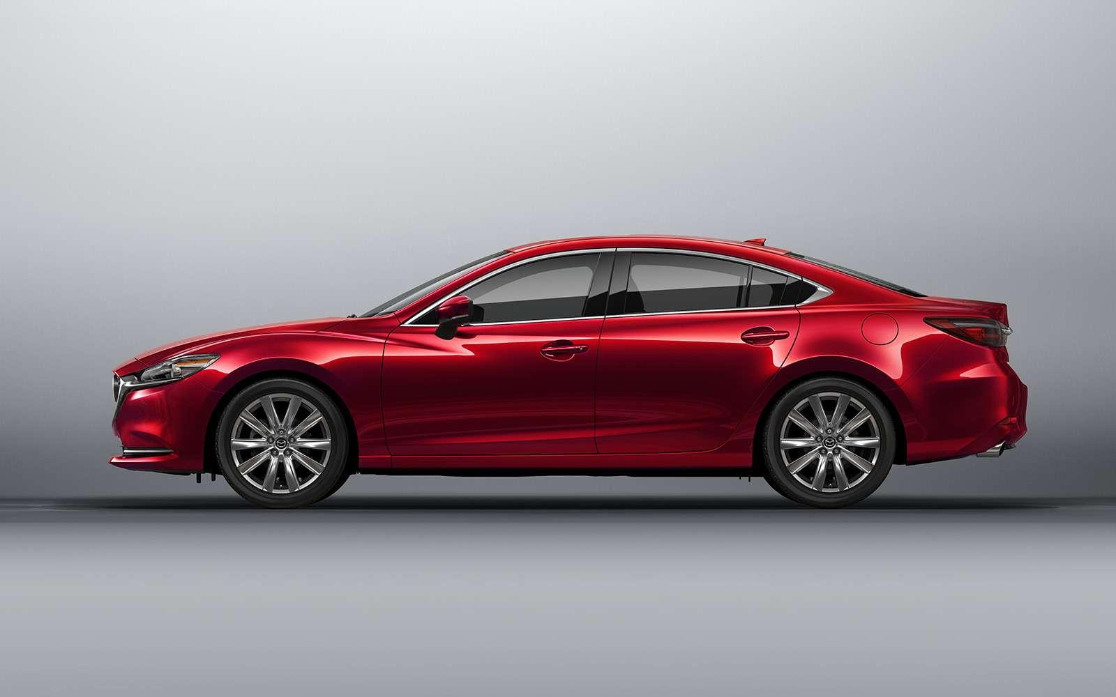 Mazda 6может получить полноприводную версию— фото 834756