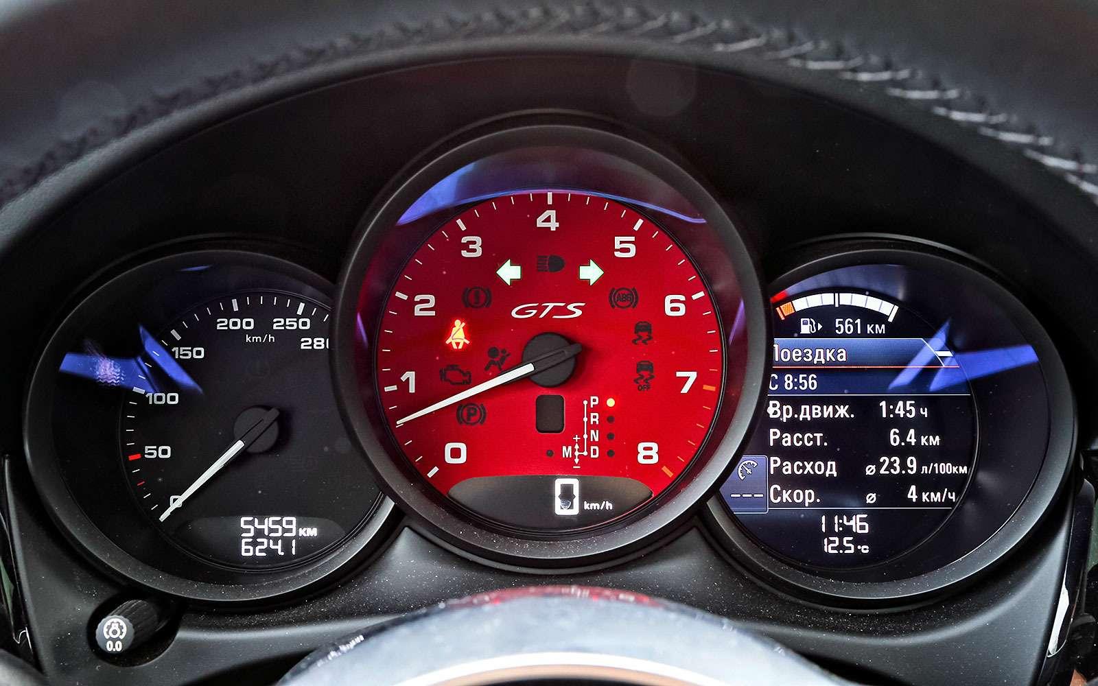 Тест премиум-кроссоверов нагоночном кольце: красная жара— фото 634493