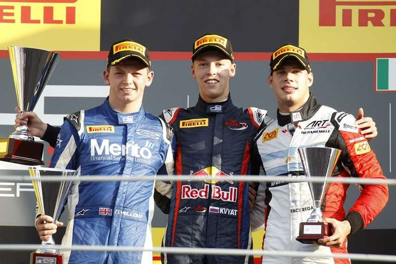 race1 podium no copyright