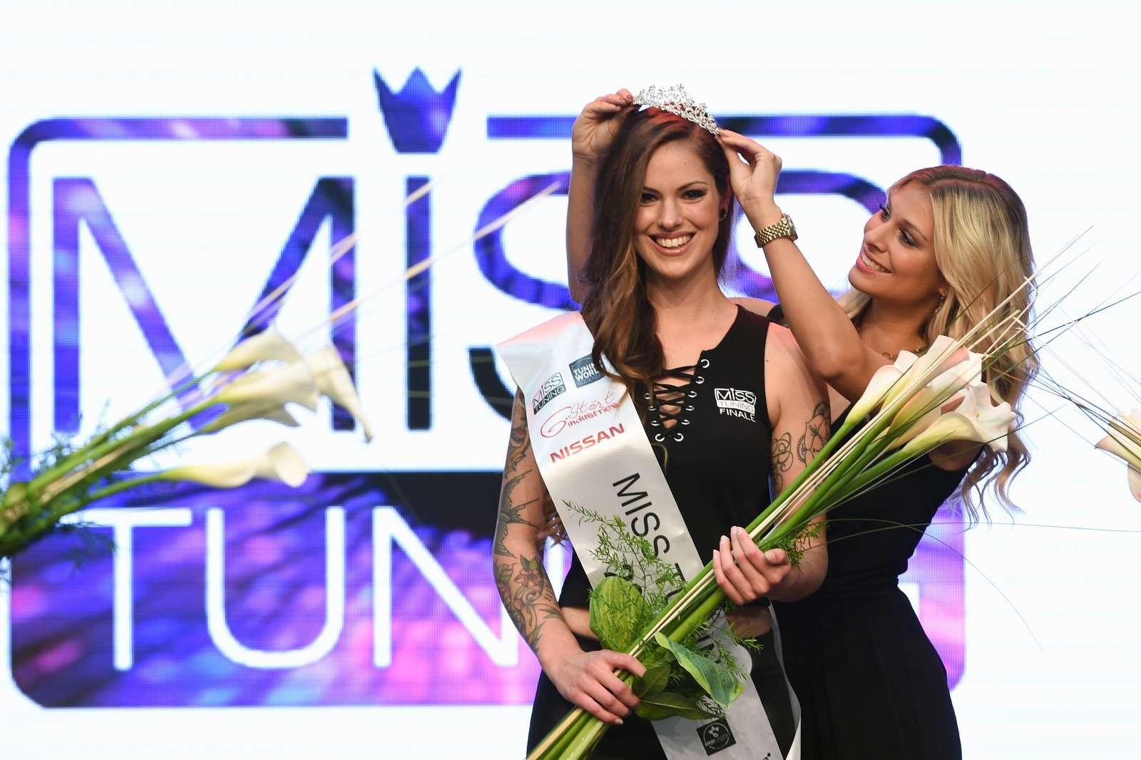 Победительница конкурса Miss Tuning 2018+ галерея ееконкуренток— фото 870319