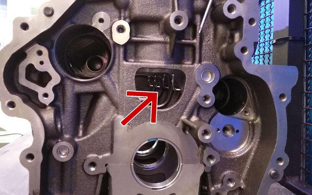 Двигатель ВАЗа 1.8 против китайского 1.8— экспертиза «Зарулем»— фото 968564