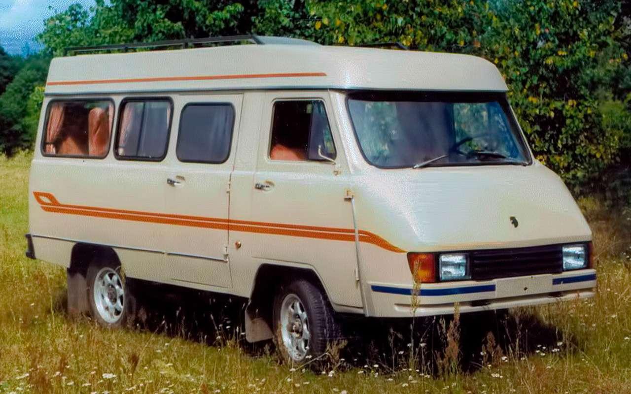 Вкус «буханки»: полная история УАЗ-450— фото 1269700
