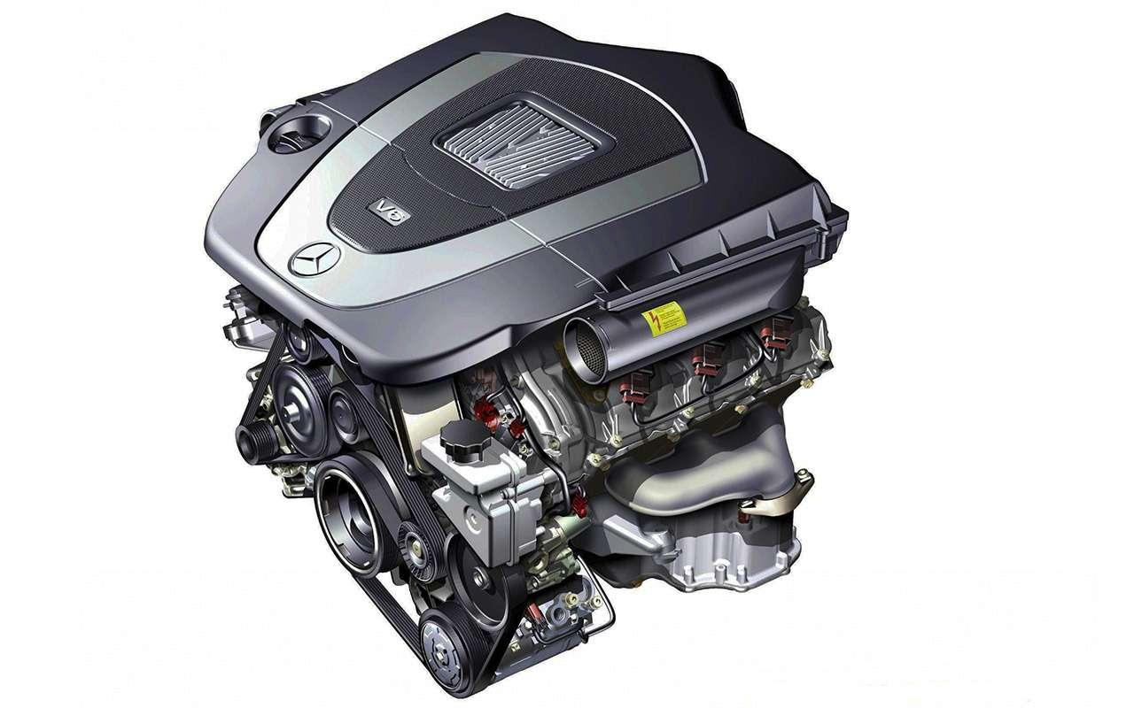 Подержанный Mercedes-Benz GLK— история болезни— фото 819164