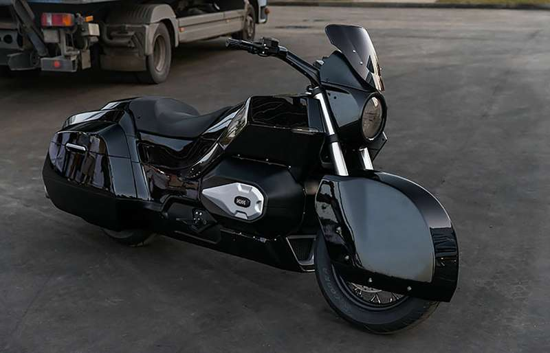 Мотоцикл проекта «Кортеж» станет новой моделью «Ижа»